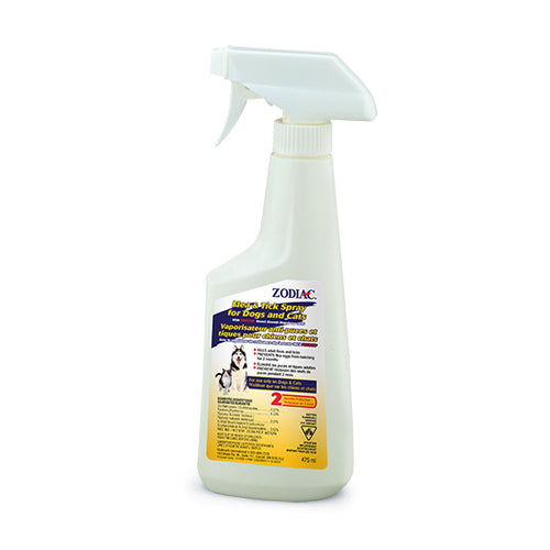 Zodiac Flea/Tick Spray 475ml