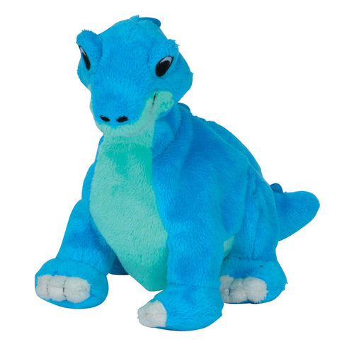 Tender-Tuffs Dino Baby Blue Dog Toy