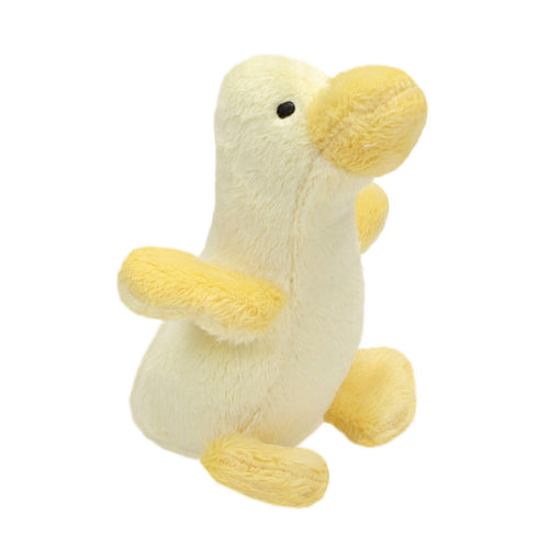 Li'l Pals Plush Duck Dog Toy