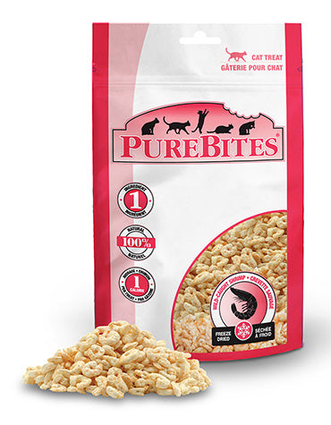 PureBites Shrimp 15g Cat Treats