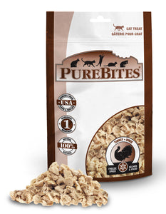 PureBites Turkey 26g Cat Treats