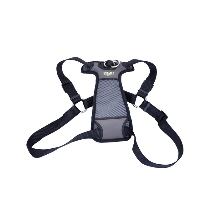 Walk Right Harness Black