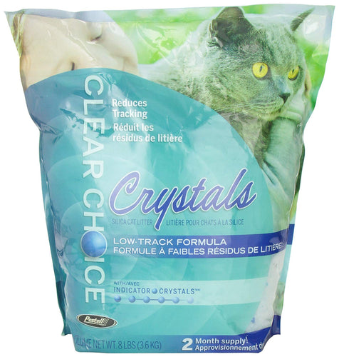 Clear Choice Crystals Cat Litter