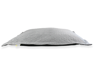 Be One Breed Cloud Pillow Gray Dog Bed