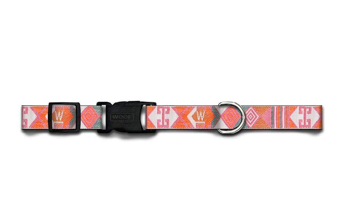 WOOF Adjustable Collar Totem