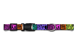 WOOF Adjustable Collar Disco