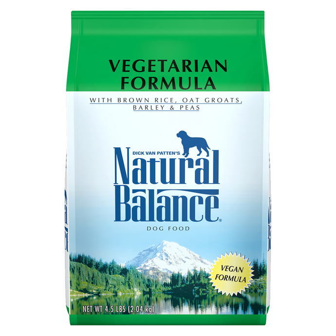Natural Balance 12.7kg Vegetarian Dog Food