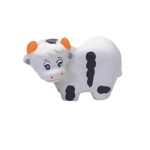 Rascals Latex Cow Dog Toy