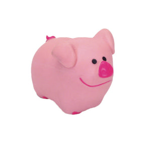 Rascals Latex Pig Dog Toy