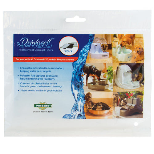 Drinkwell Filter 3pk