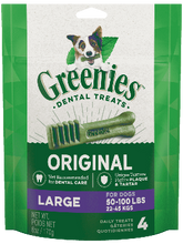 Load image into Gallery viewer, Greenies Large Dental Chews