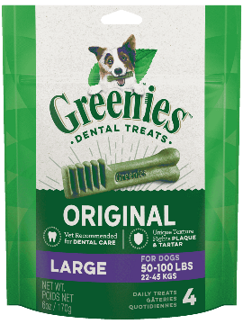 Greenies Large Dental Chews