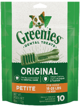 Load image into Gallery viewer, Greenies Petite Dental Chews