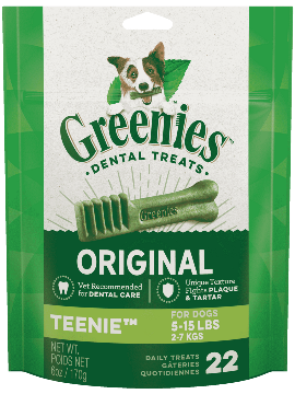 Greenies Teenie Dental Chews