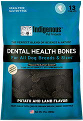 Indigenous 481g Potato & Lamb Dental Chews