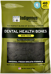 Indigenous 375g Fresh Mini Dental Chews