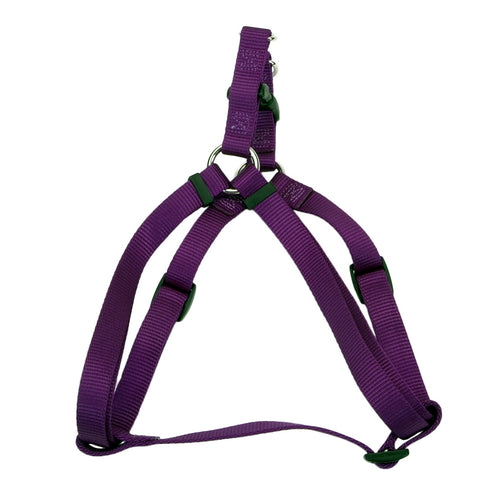Coastal Adjustable Dog Harness Purple