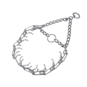 Sprenger Chrome Plated Pinch Collar
