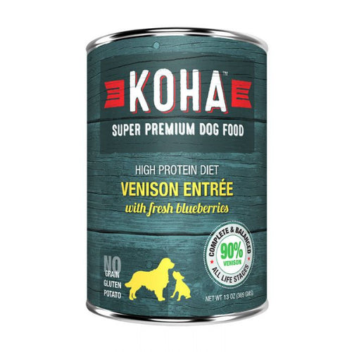 Koha 369g Dog Vension Pate