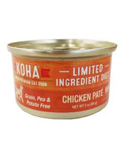 Load image into Gallery viewer, Koha Chicken Pate Cat Food