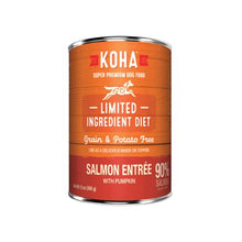 Load image into Gallery viewer, Koha 369g Dog Salmon Pate