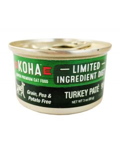Koha Turkey Pate Cat Food