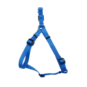 Coastal Adjustable Dog Harness Light Blue