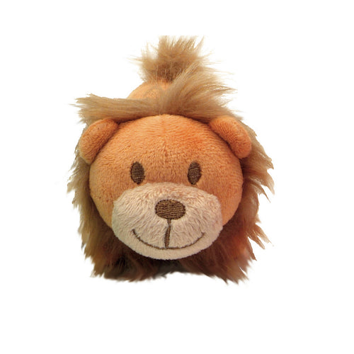 Li'l Pals Plush Lion Dog Toy