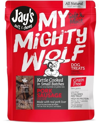 My Mighty Wolf 150g Pork Dog Treats
