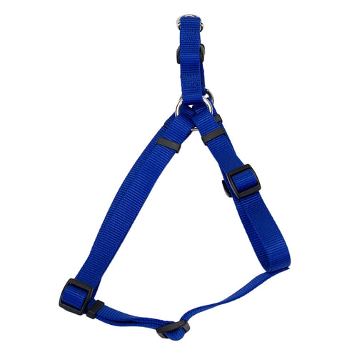 Coastal Adjustable Dog Harness Blue