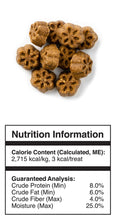Load image into Gallery viewer, Fruitables Skinny Minis Pumpkin and Berry 141g Dog Treats