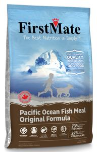 Firstmate Fish Dry Dog Food