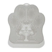 Load image into Gallery viewer, Omega Paw Cat Paw Cleaning Litter Mat