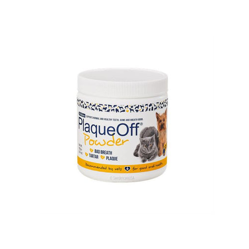 PlaqueOff Dental Care Seaweed Powder Dog and Cat