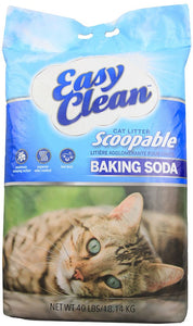 Pestell Easy Clean Baking Soda Cat Litter