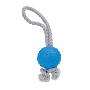 ProFit Foam Rope Ball 13IN Dog Toy