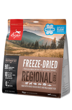 Load image into Gallery viewer, Orijen Regional Red Freeze Dried Dog Food