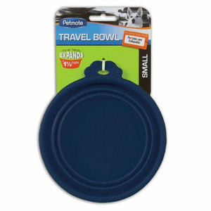 Petmate Travel Bowl Small