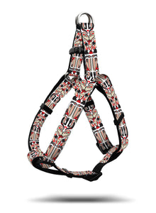 WOOF Adjustable Harness Haida