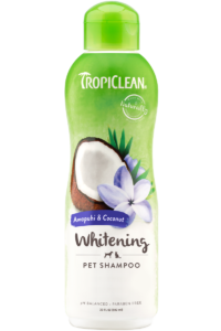 Tropiclean Awapuhi & Coconut Whitening Pet Shampoo 592ml Dog and Cat