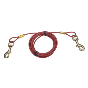 Titan Dog Tie Out Cable Heavy 15ft
