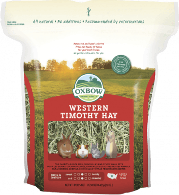 Oxbow Timothy Hay 1.13kg