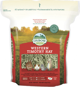 Oxbow Timothy Hay 2.55kg