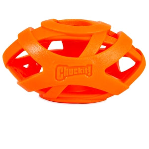 Chuckit Breathe Football Dog Toy