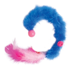 JW Cat Featherlite Boa Bouncy Cat Toy