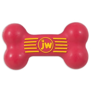 JW iSqueak Bone Dog Toy