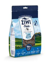 Load image into Gallery viewer, ZiwiPeak Air Dried Lamb Dog Food