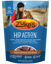 Load image into Gallery viewer, Zuke's Hip Action Peanut Butter 454g