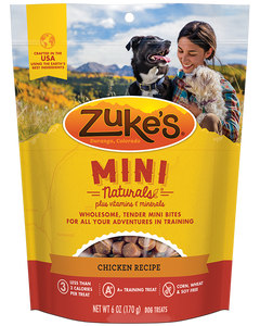 Zuke's Naturals Chicken Dog Treats