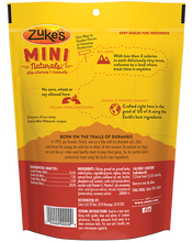 Load image into Gallery viewer, Zuke's Naturals Chicken Dog Treats